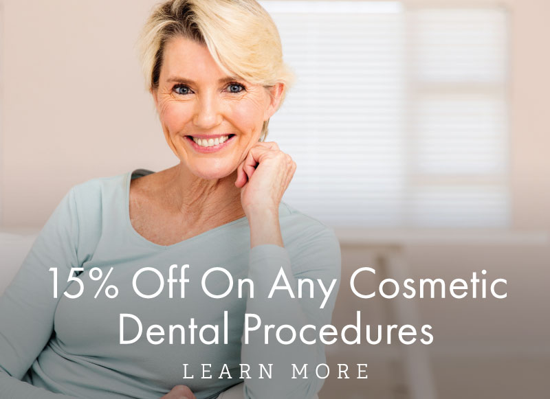 Cosmetic Dentistry Discount